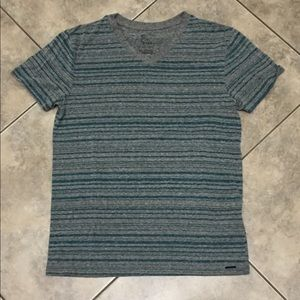 On the byas v neck tee